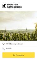 Mobile Banking App der Schaffhauser Kantonalbank