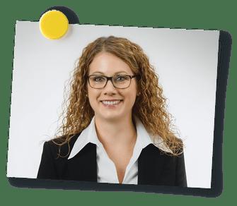 Contact Teaser Sabrina Marty – Kundenberaterin bei der Schaffhauser Kantonalbank