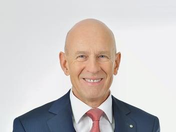 Martin Vogel – Bereichsleiter Zentralbereich und Vorsitzender der Geschäftsleitung bei der Schaffhauser Kantonalbank