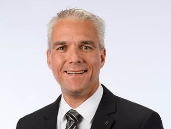 Markus Werner – Leiter Privatkunden bei der Schaffhauser Kantonalbank