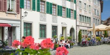 Filiale Stein am Rhein der Schaffhauser Kantonalbank