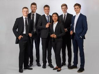Lehranfänger der Schaffhauser Kantonalbank 2018