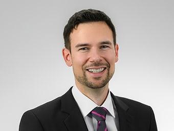 Yves Jäckle – Leiter Beratungs- & Investment-Services und Mitglied der Geschäftsleitung bei der Schaffhauser Kantonalbank