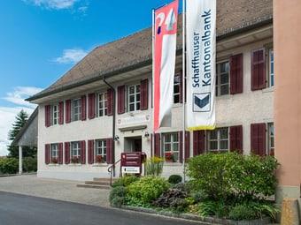 Ihre Schaffhauser Kantonalbank im Klettgau