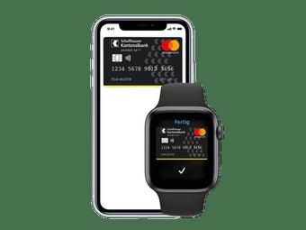 Basic-Teaser Mobile Payment der Schaffhauser Kantonalbank